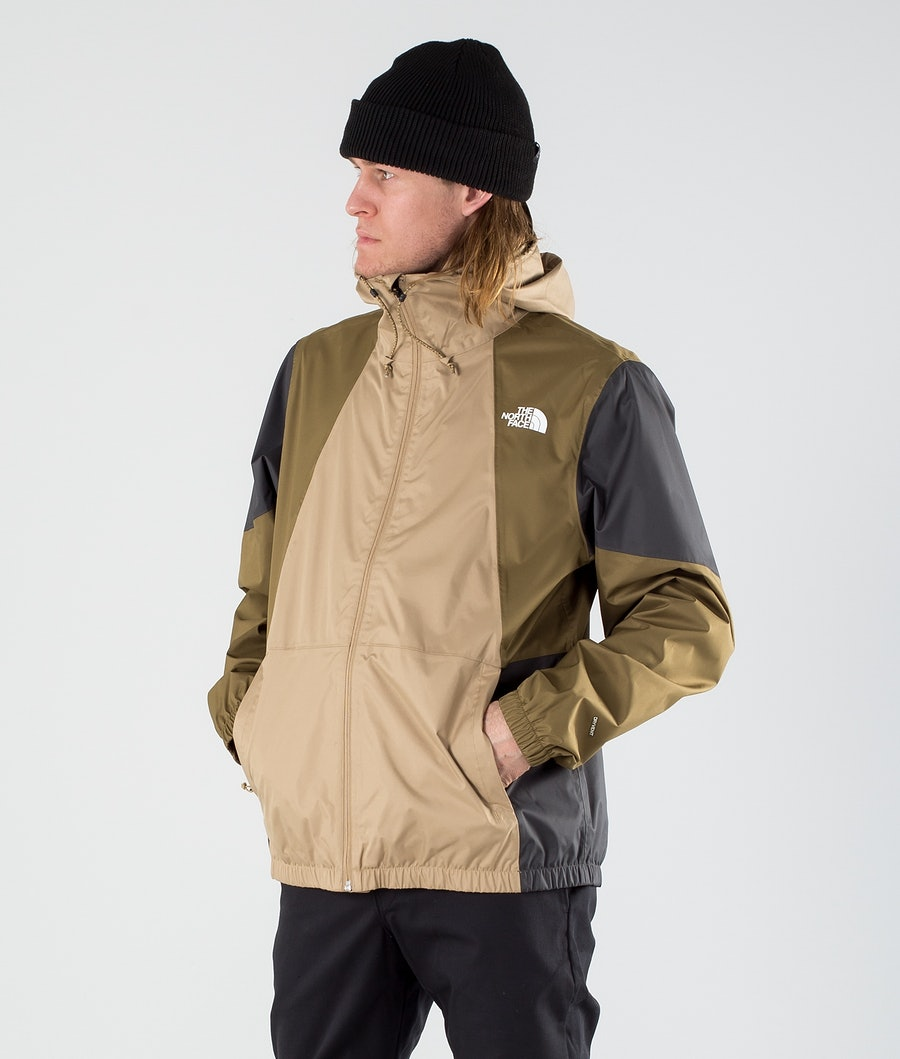 The North Face Farside Outdoor Jacka Kelp Tan