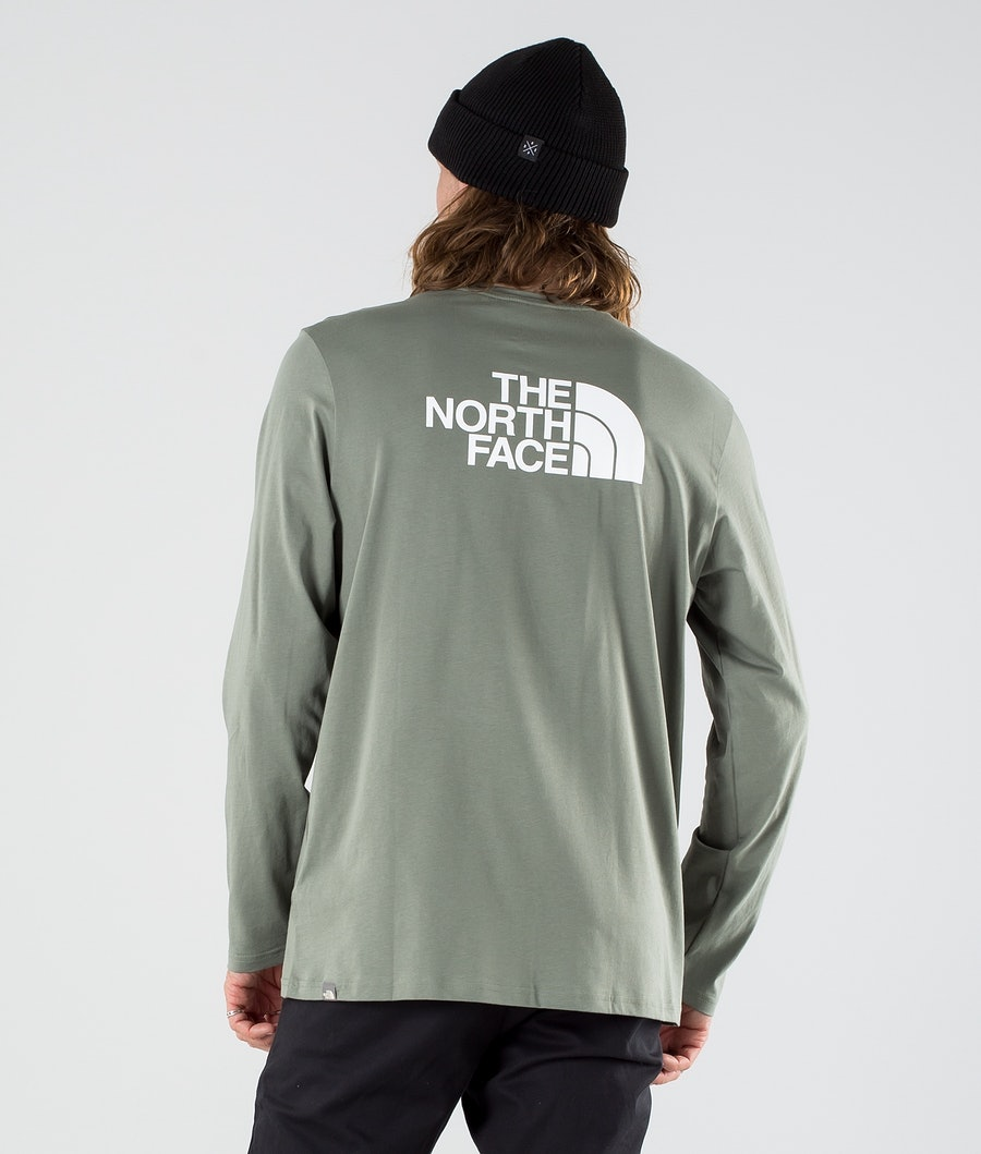 The North Face Easy Pitkähihainen Agave Green