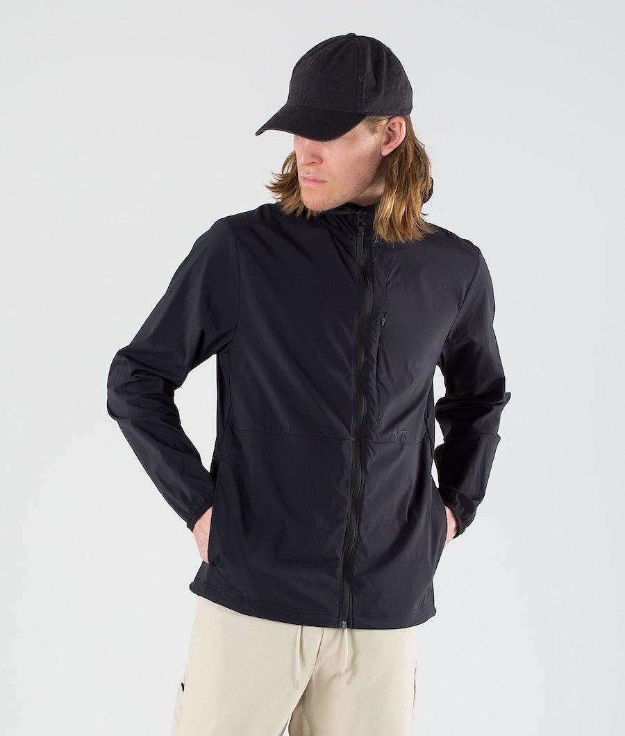 Peak Performance Tech A2B Light Outdoor Jacket Black