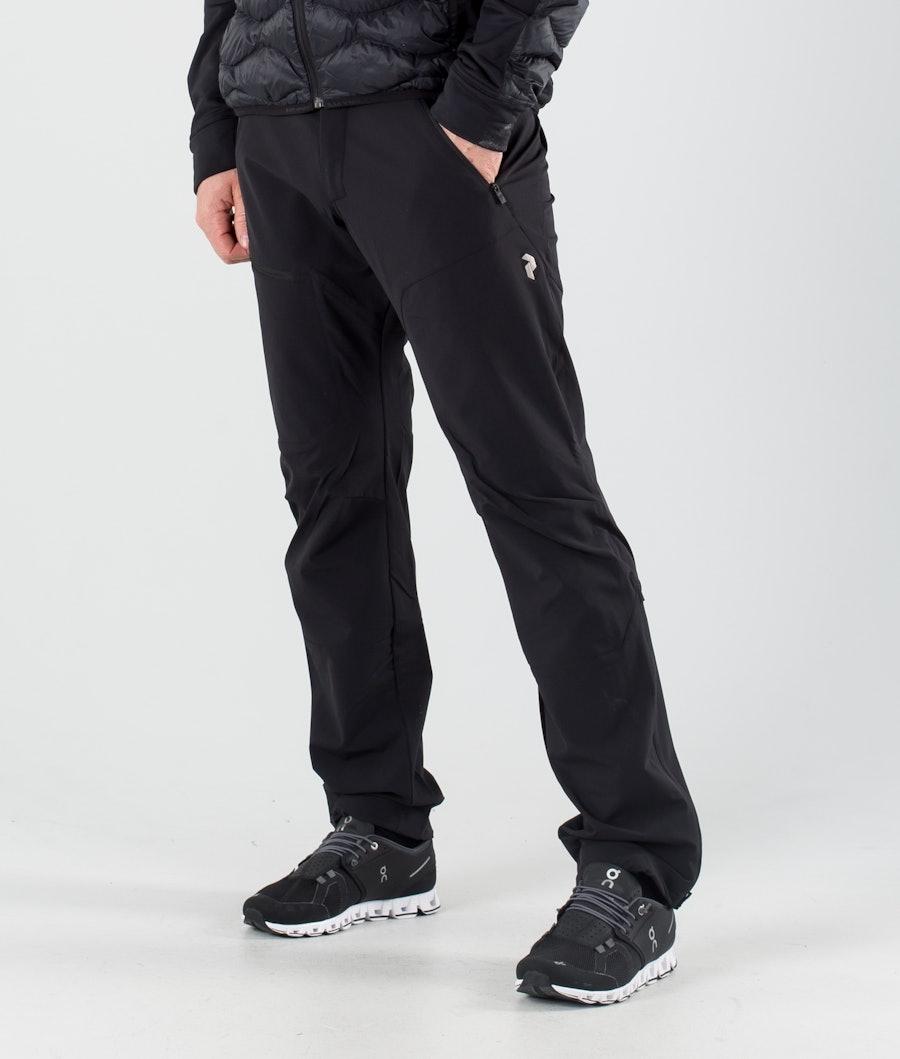 Peak Performance Light SS Carbon Outdoor Trousers Black