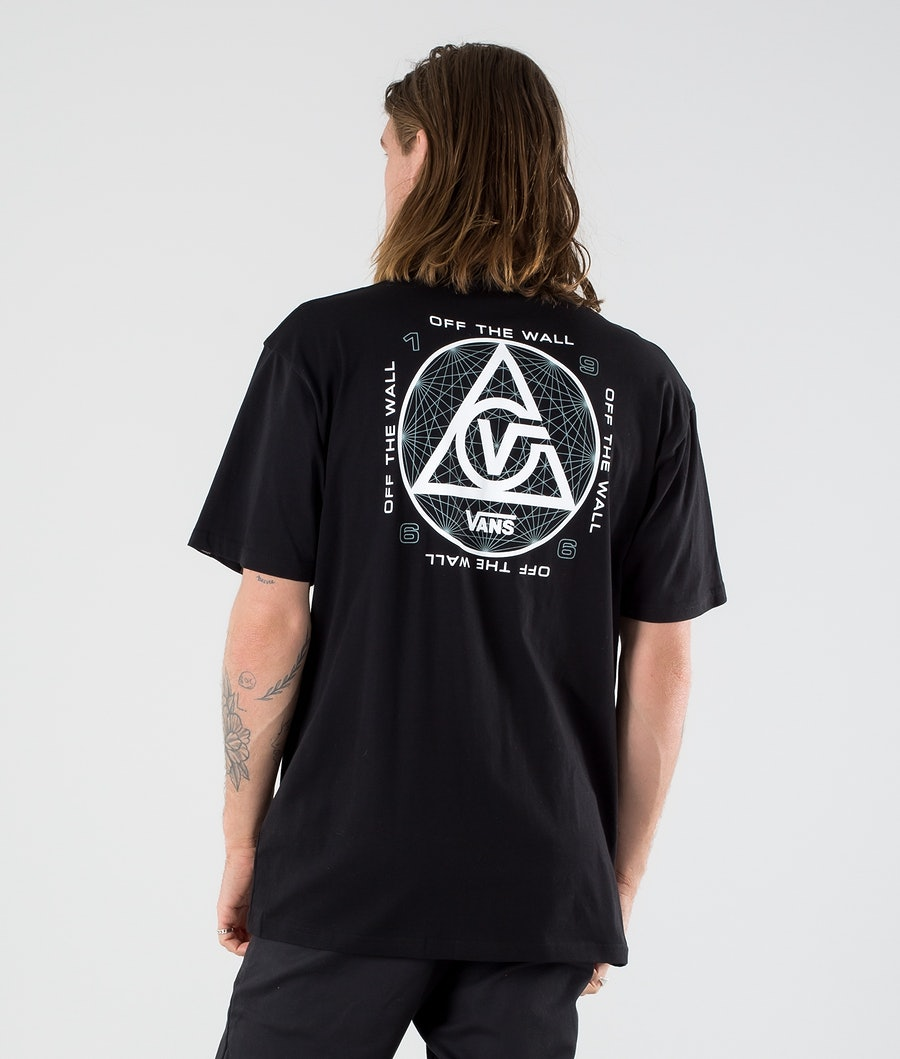 Vans Three Points T-shirt Black