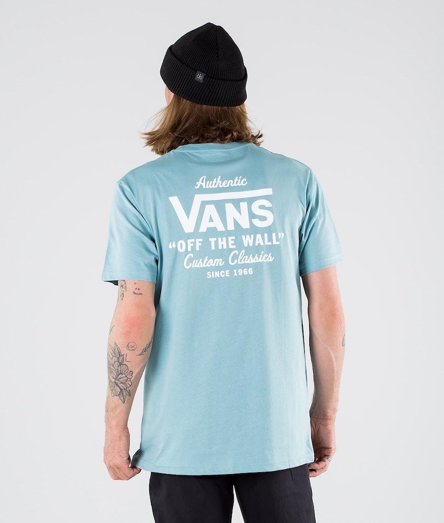 Vans Holder Street II T-shirt Cameo Blue