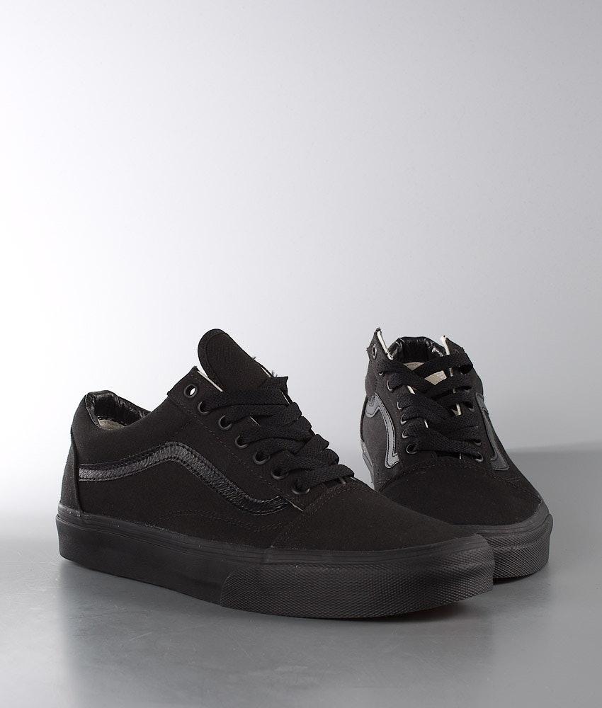 Vans Old Skool Shoes Black/Black