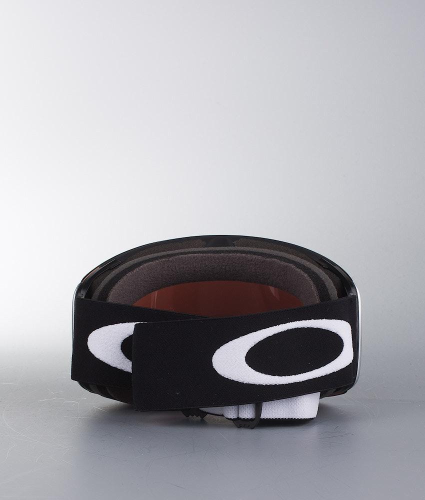 Oakley Flight Deck L Skidglasögon Matte Black With Prizm Black Iridium Lens
