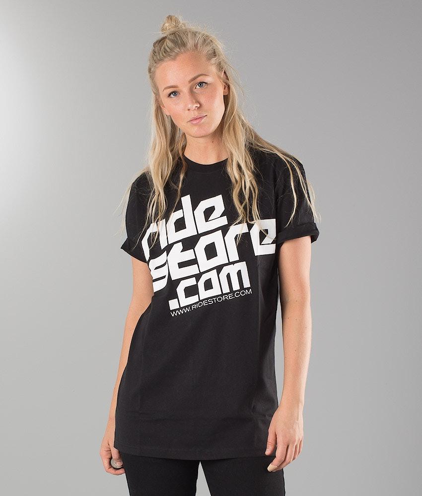 Ridestore Ridestore Trinity Unisex T-shirt Black