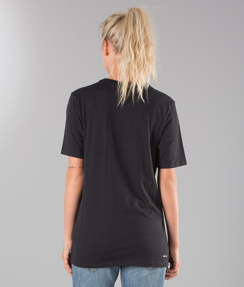 451d7204f145 Nike SB Dri-Fit Icon Logo Unisex T-shirt Black White Tumbled Grey ...