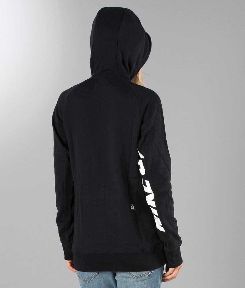 1441b08a2 Nike SB Everett Graphic Unisex Hoodie Black/White - Ridestore.com