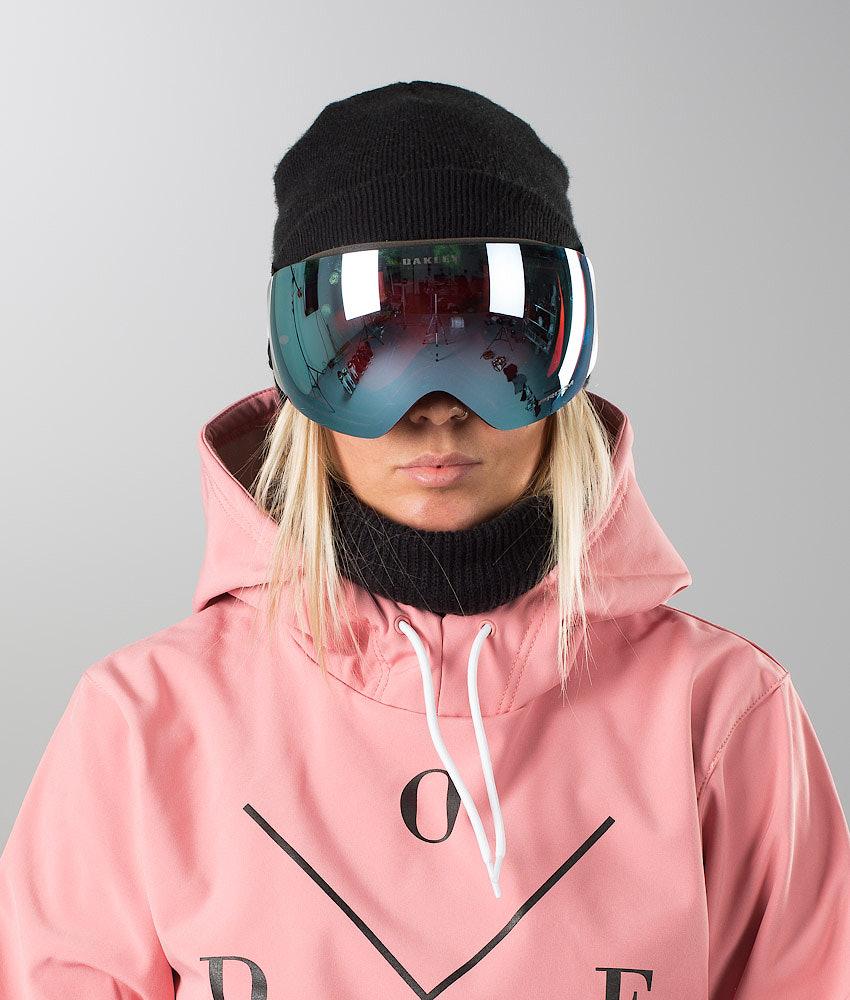 7bff9e04131 Oakley Flight Deck Unisex Ski Goggle Matte Black W Prizm Sapphire ...