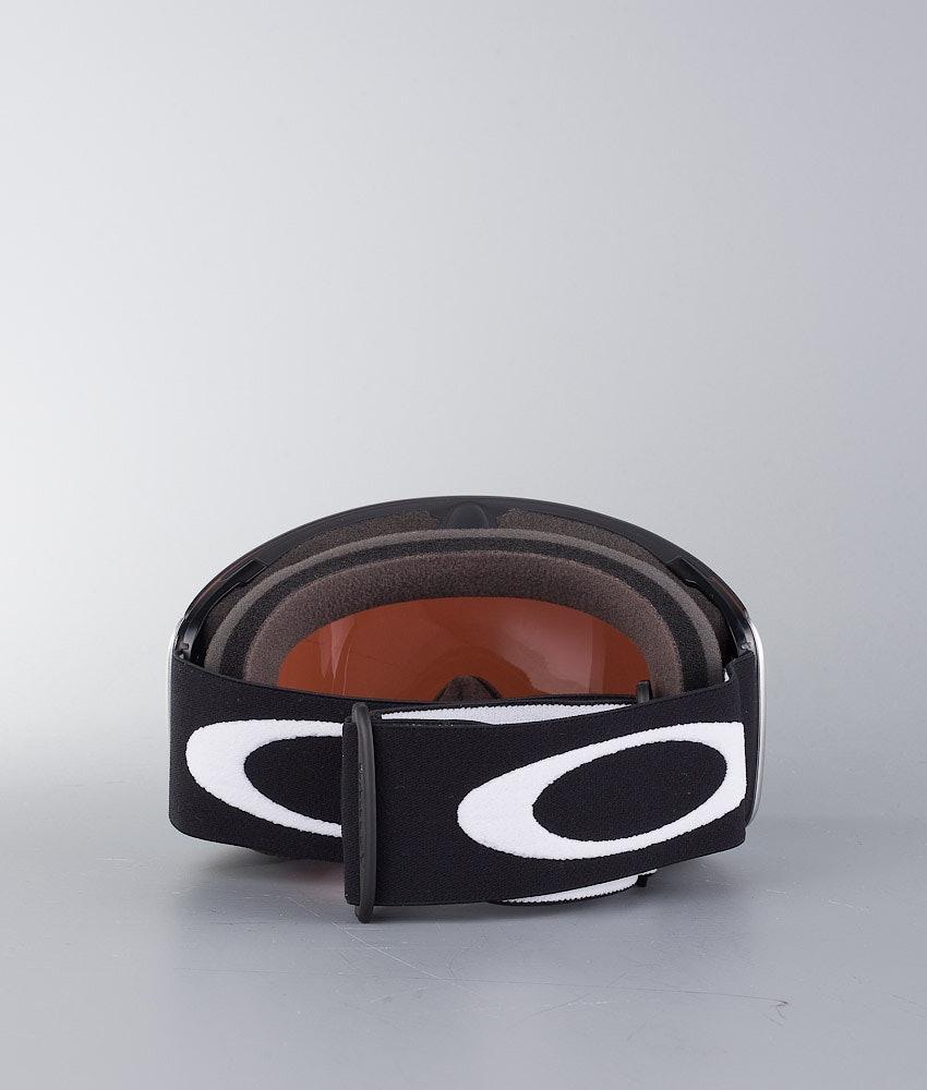 Oakley Flight Deck L Ski Goggle Matte Black With Prizm Snow Sapphire Iridium Lens