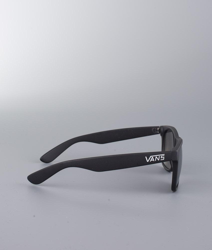 Vans Spicoli 4 Shades Solbriller Matte Black/Silver Mirror