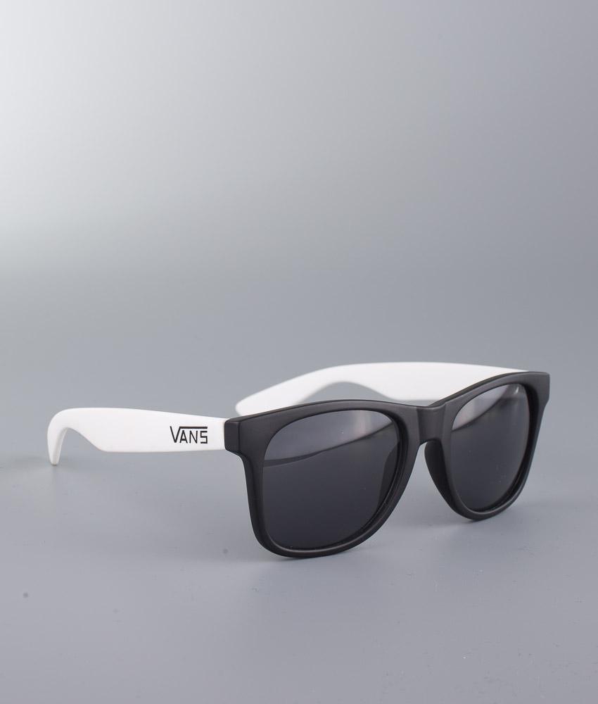 Spicoli 4 Shades Unisex White Black Vans Sunglasses EWHIYD29