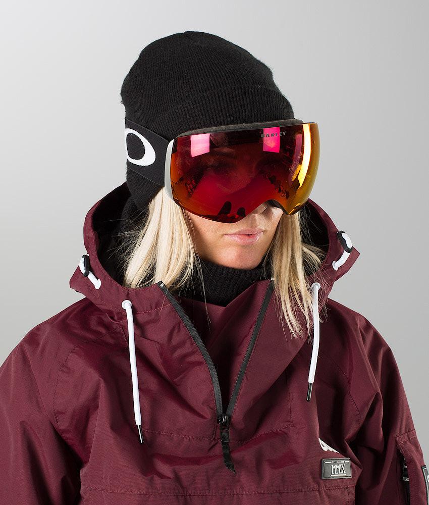 97111afec8ad Oakley Flight Deck Unisex Ski Goggle Matte Black W Prizm Torch ...