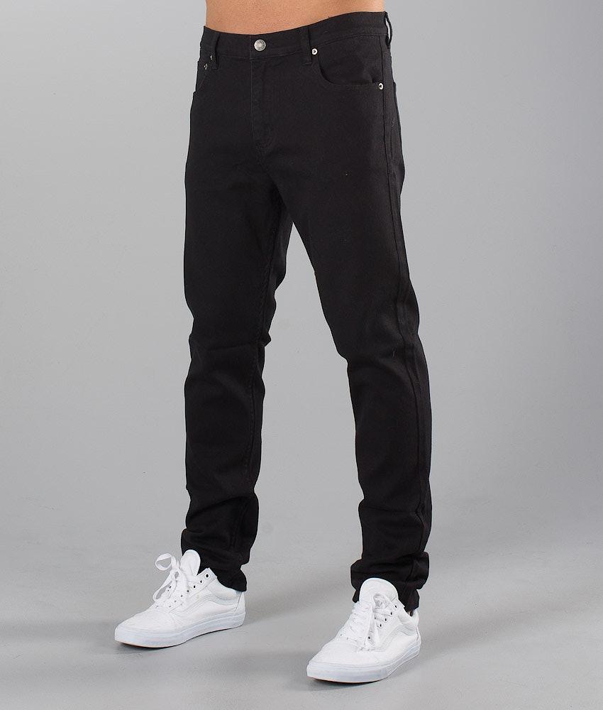Sweet SKTBS Slim Colored Pants Black