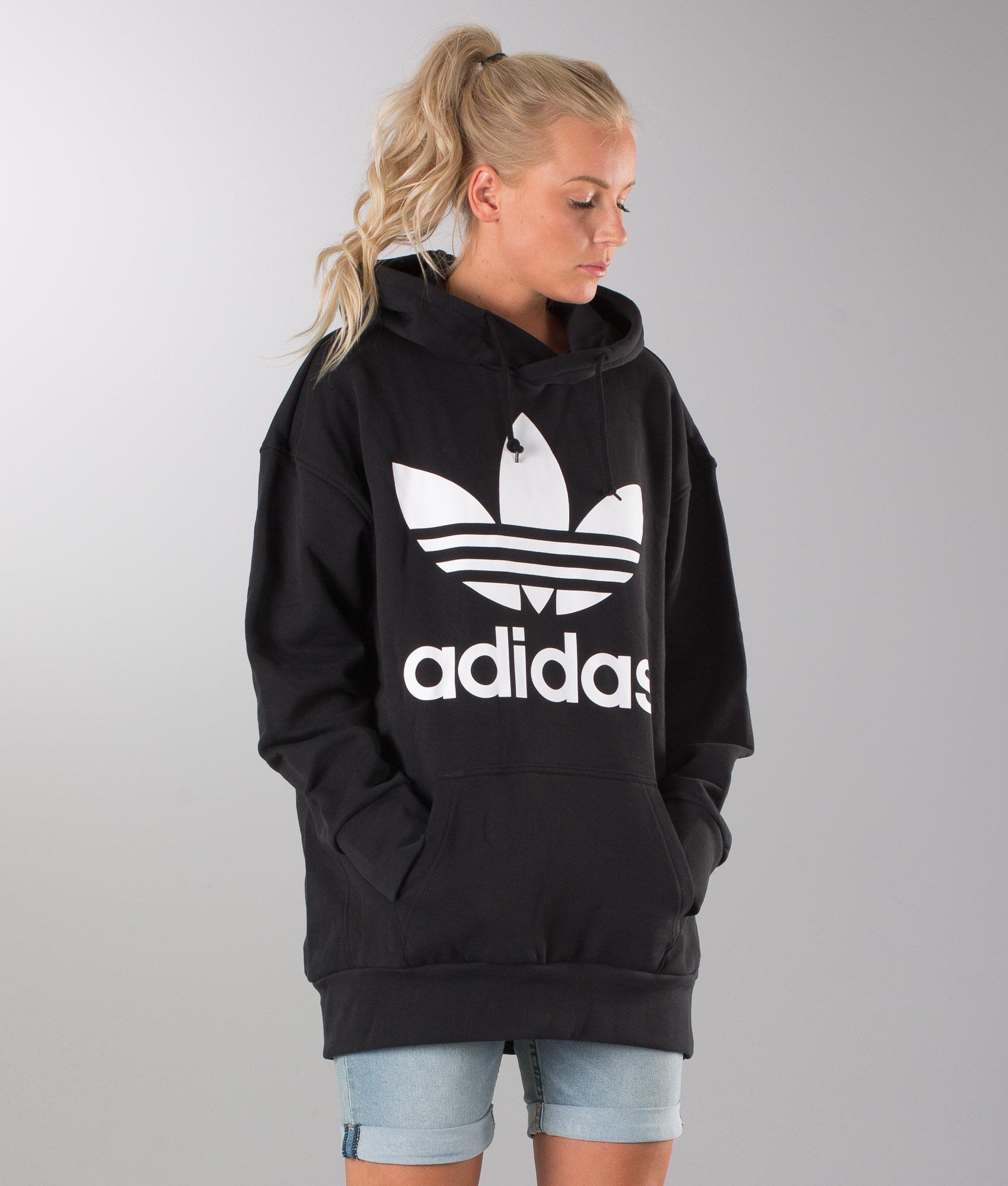 Adidas Originals Adc F Unisex Hoodie Black