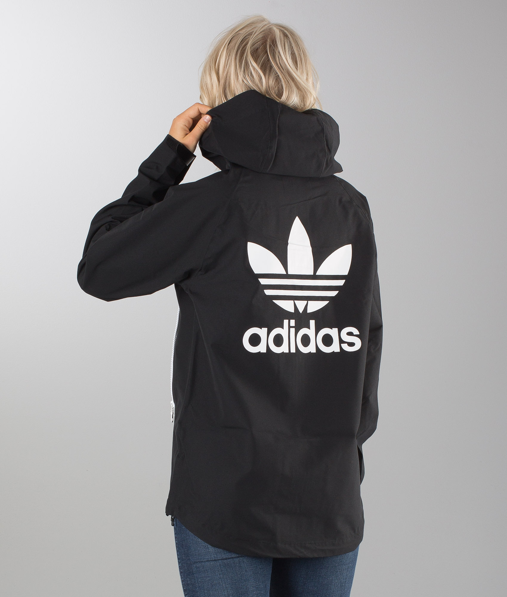 793054c1d31e Adidas Originals Hard Shell Jkt Unisex Jacket Black - Ridestore.com