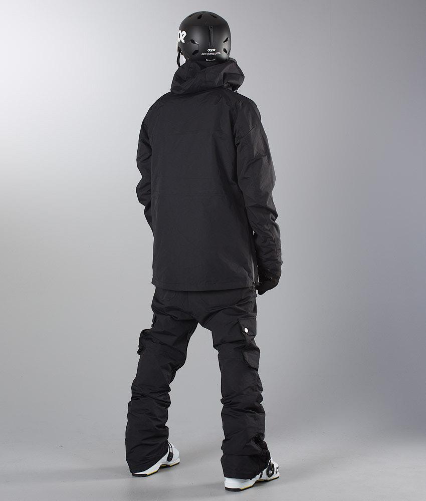 Dope Annok Ski Jacket Black - Ridestore.com 5db7c4996