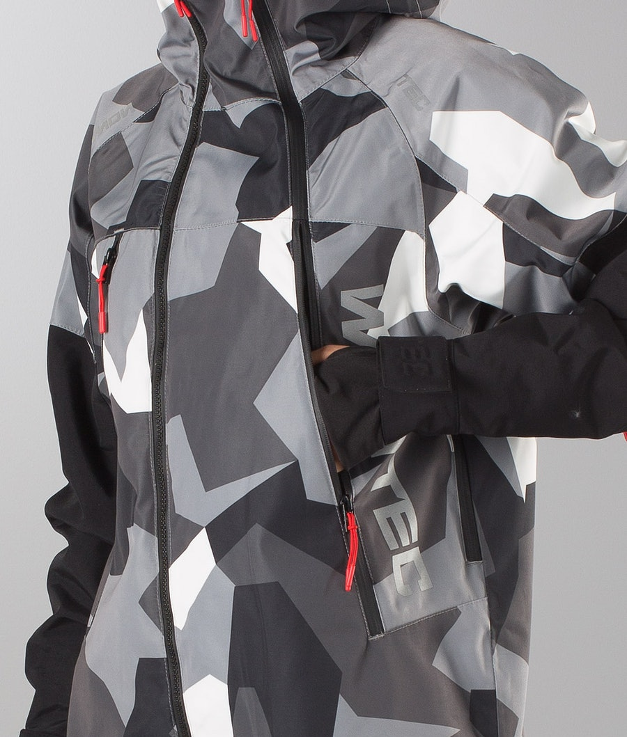 Montec Next 20K Unisex Overall Dame Artic-Camo