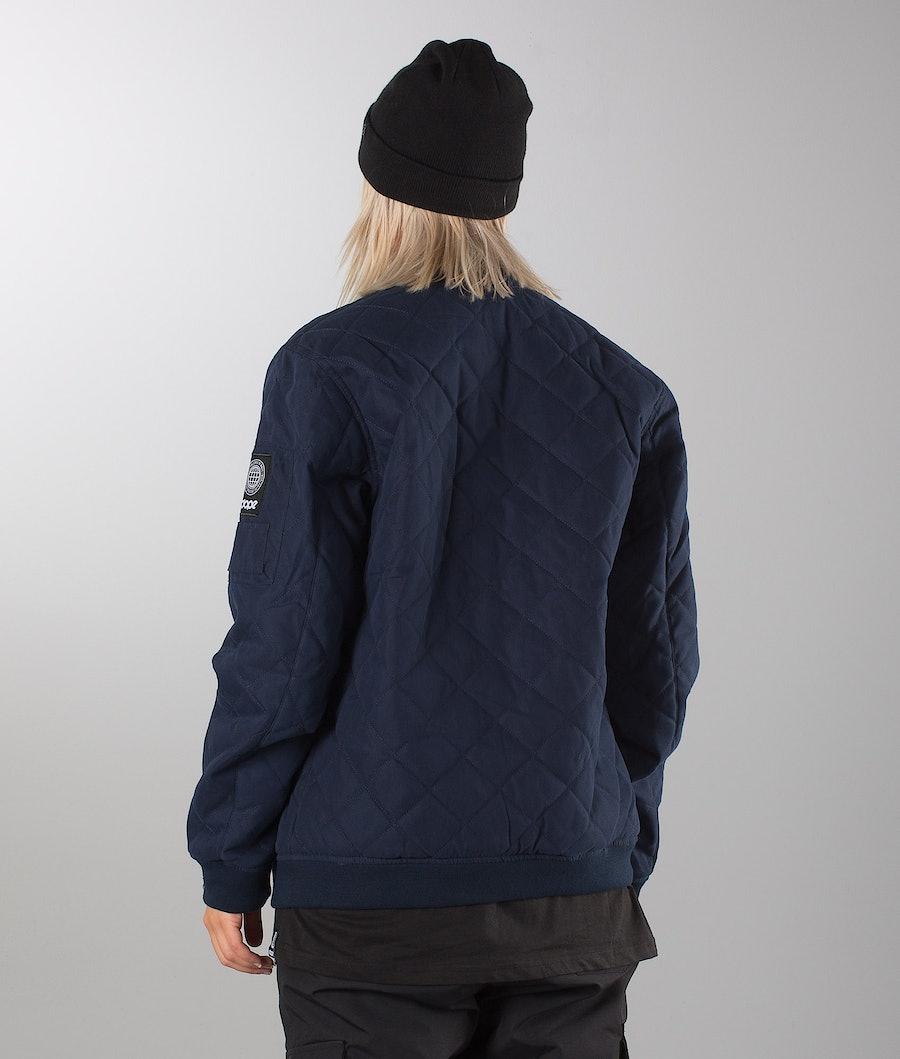 Dope Bomber Unisex Women's Jacket Marine