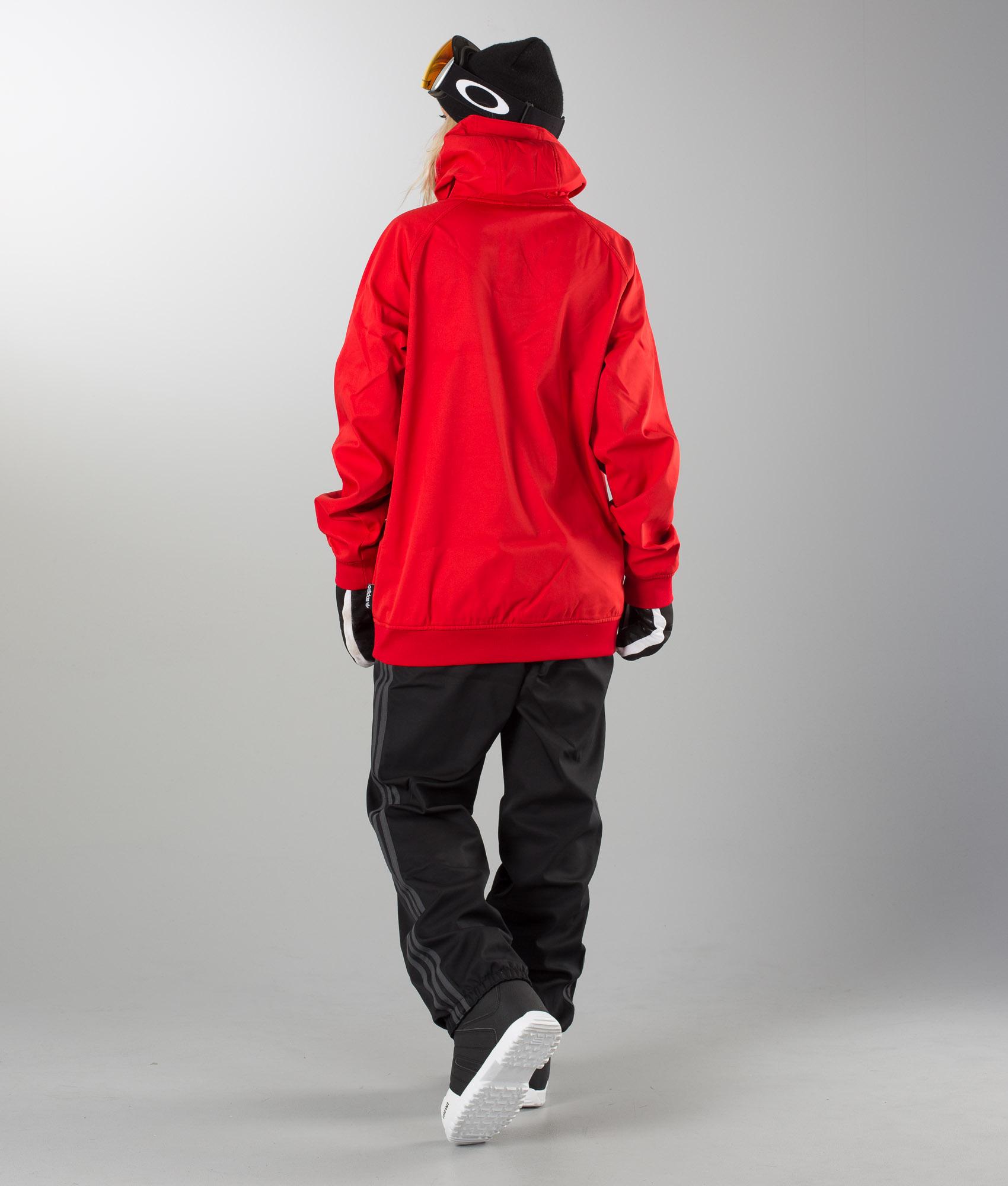 Adidas Giacca Greeley Snowboard Unisex Da Snowboarding Scarletwhite OUOWwxH