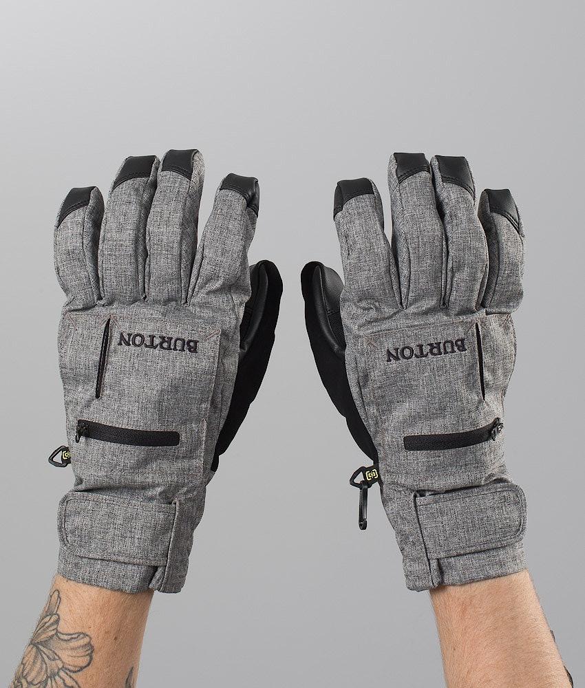 Burton Baker 2 In 1 Ski Gloves Bog Heather