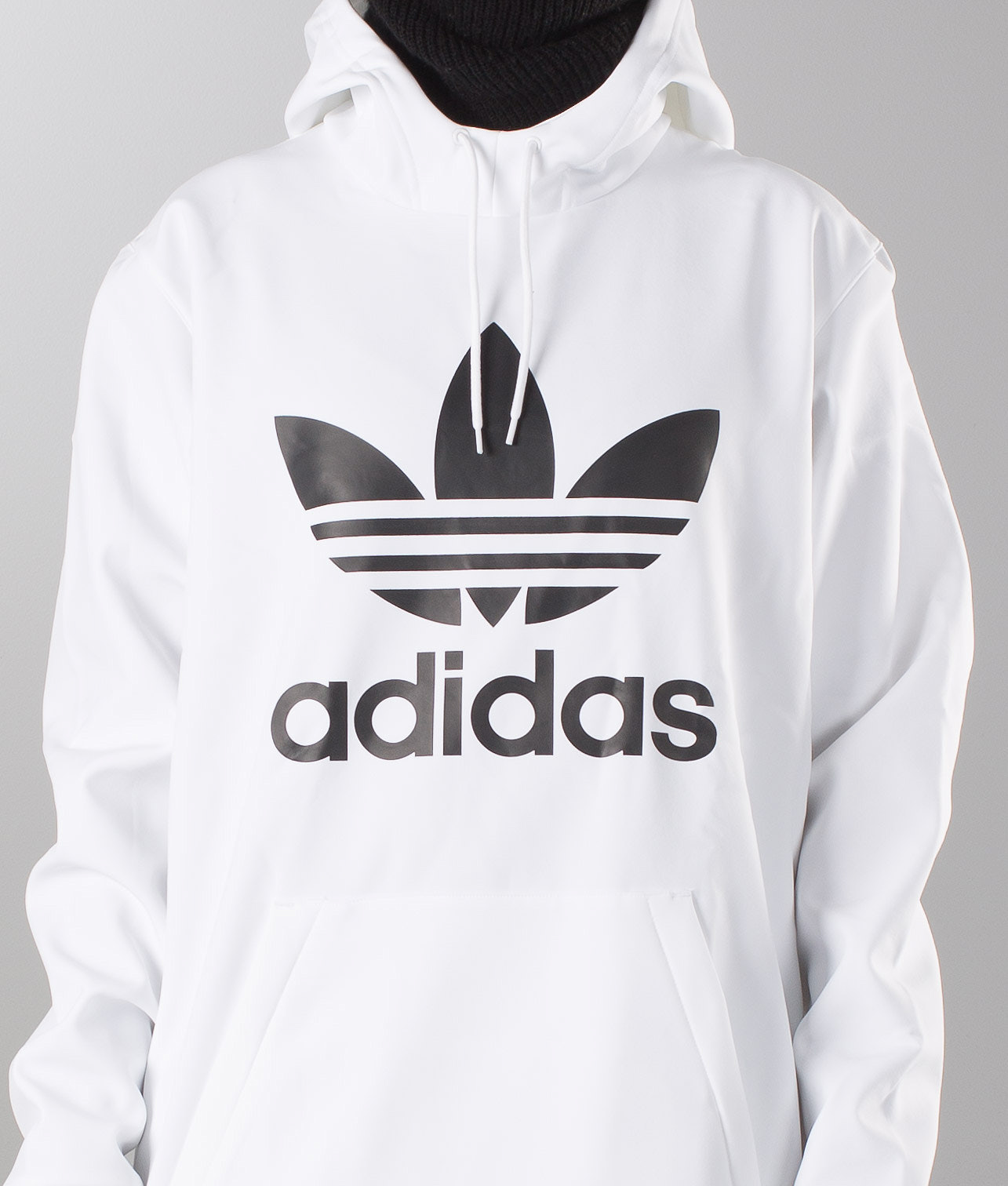 51789ca755 Adidas Snowboarding Team Tech Unisex Snow Sweater White/Ngtcar