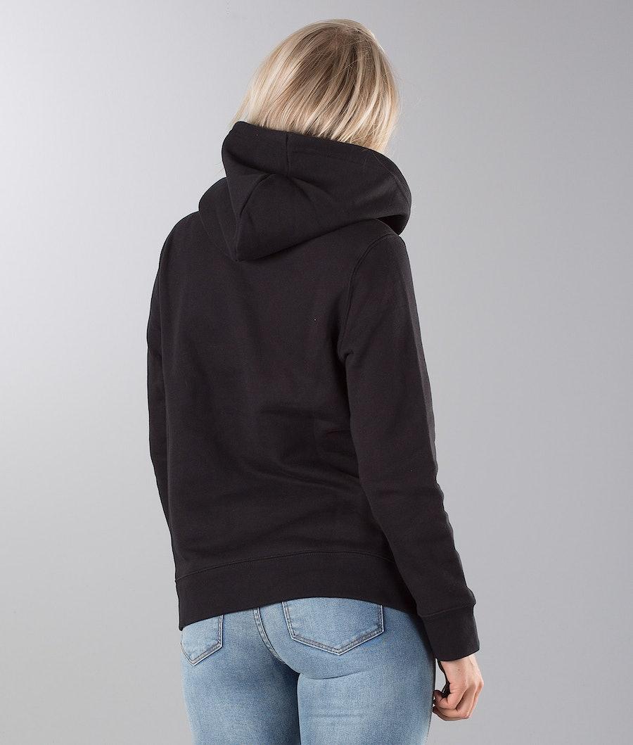 Adidas Originals Trefoil Hood Dam Black