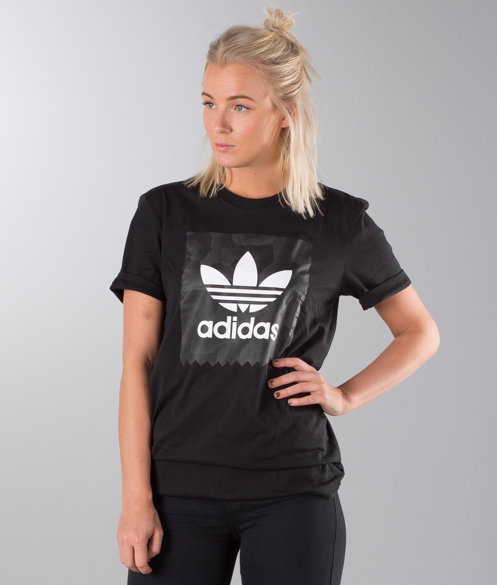 Warp Unisex Blackwhite Skateboarding T Adidas Blackbird Shirt w0fpqOxFn