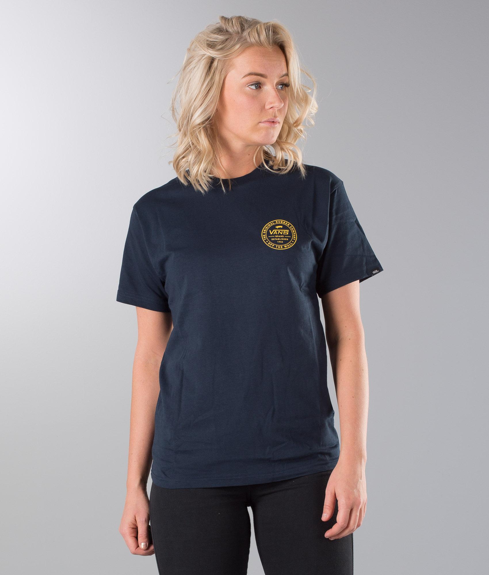 Vans Established 66 Unisex T-Shirt Navy