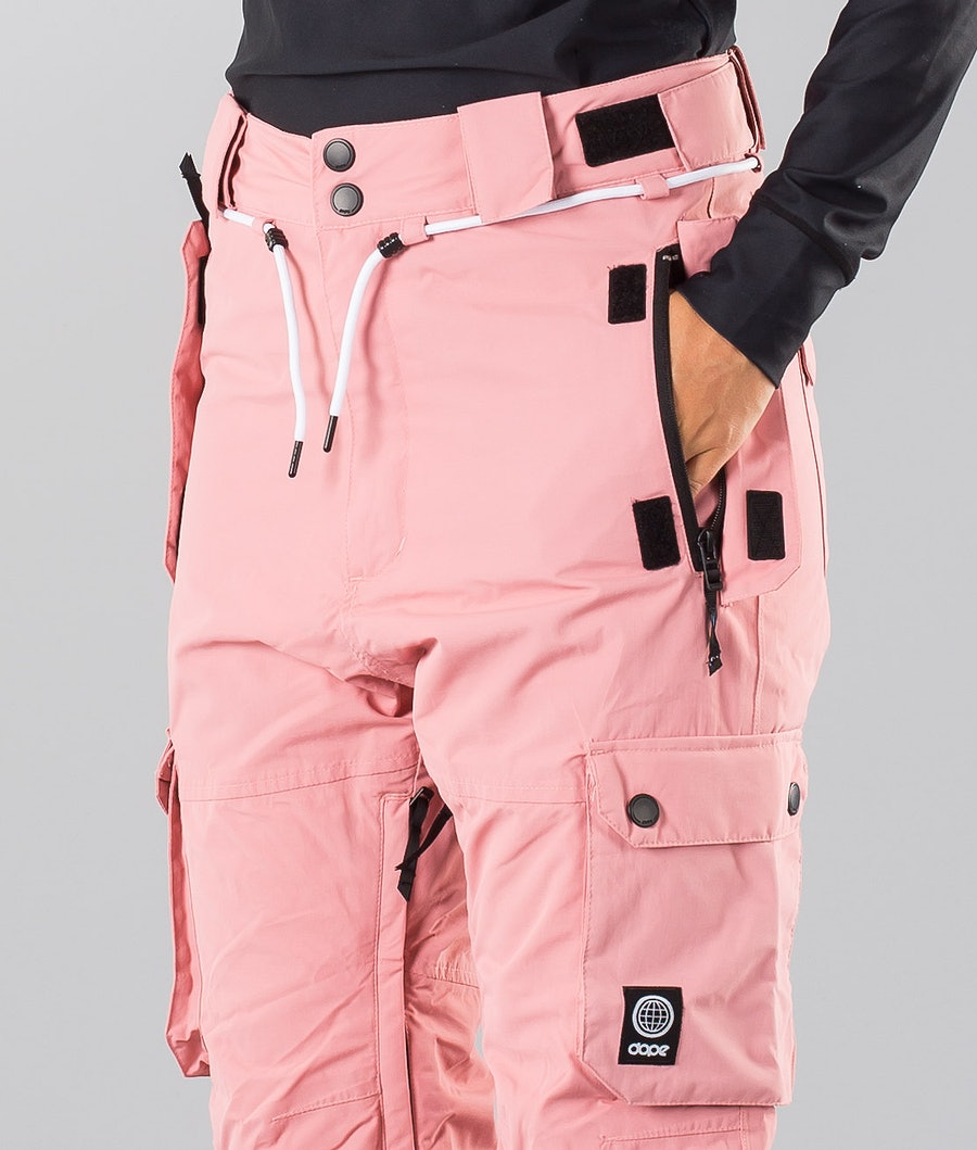 Dope Iconic W 18 Women's Snowboard Pants Pink