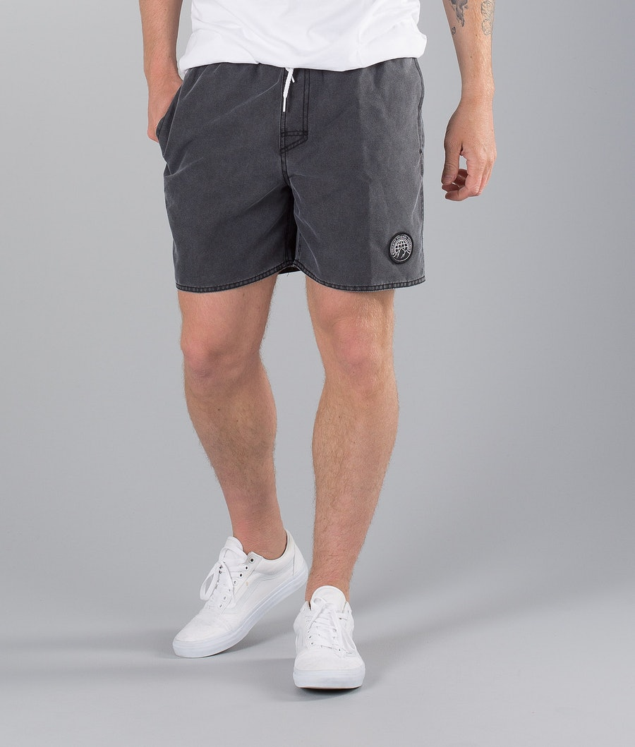 Dope Gaze Street Shortsit Black