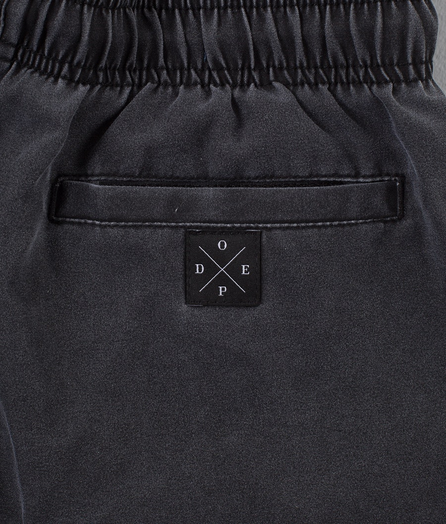 Dope Gaze Street Shorts Black