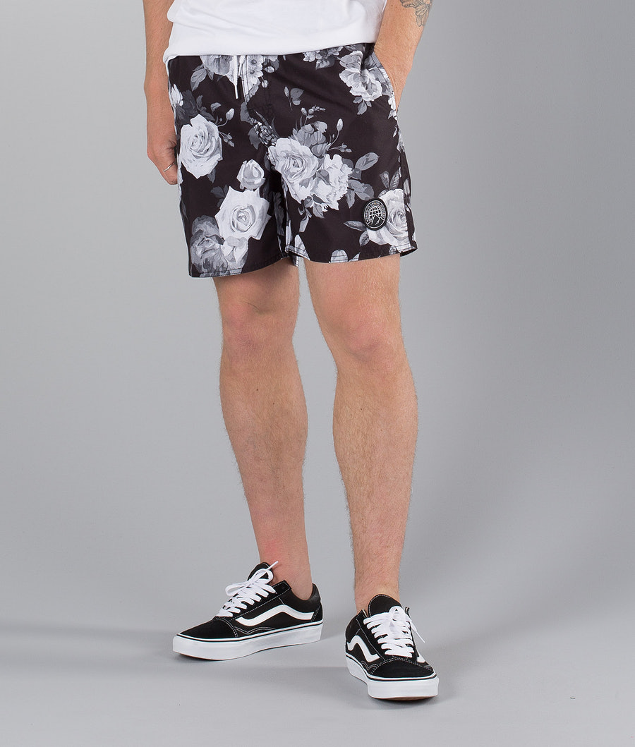 Dope Gaze Street Shorts Blackflower