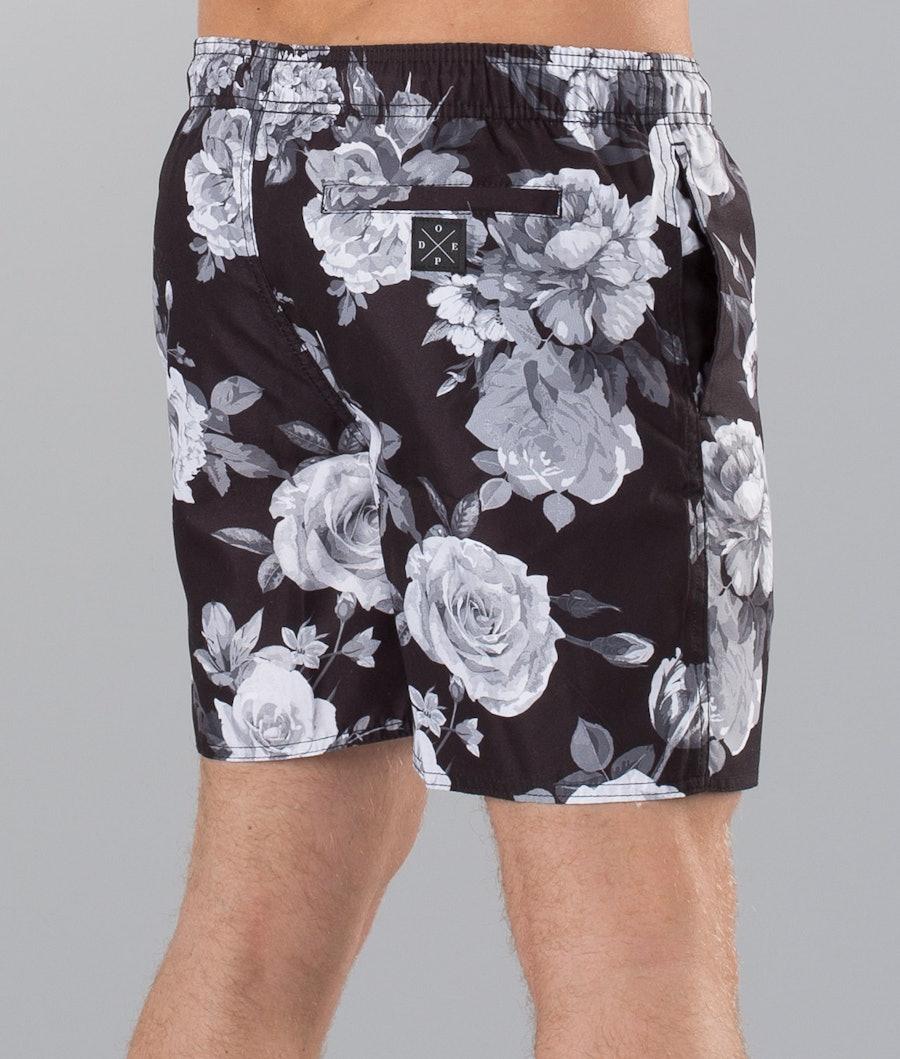 Dope Gaze Street Shorts Blackflower