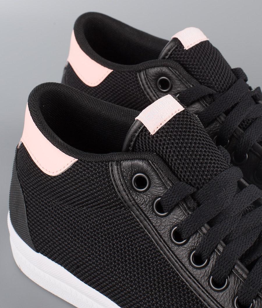 Adidas Skateboarding Lucas Premiere Mid Sko Core Black/Ftwr White/Hazcor