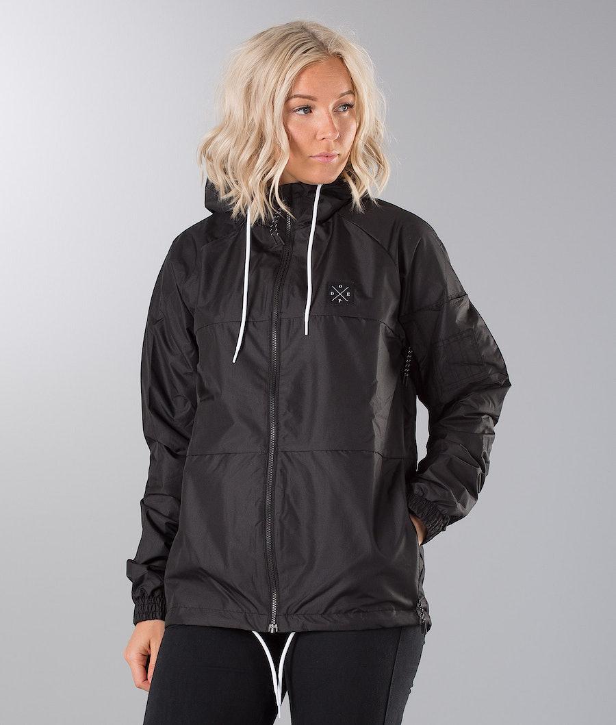 Dope WB Unisex Jacket Black