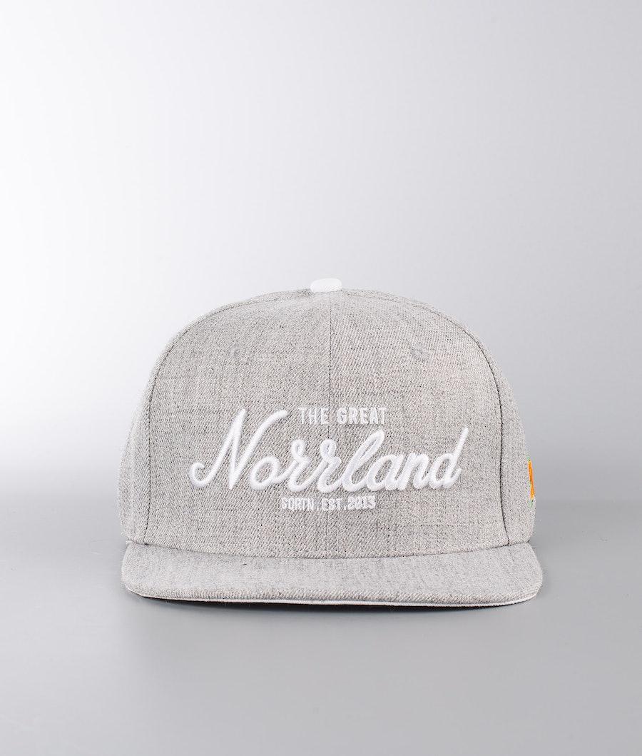 SQRTN Great Norrland Cap Grey