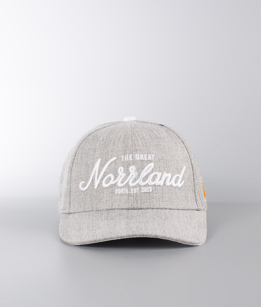 SQRTN Great Norrland Hooked Keps Grey