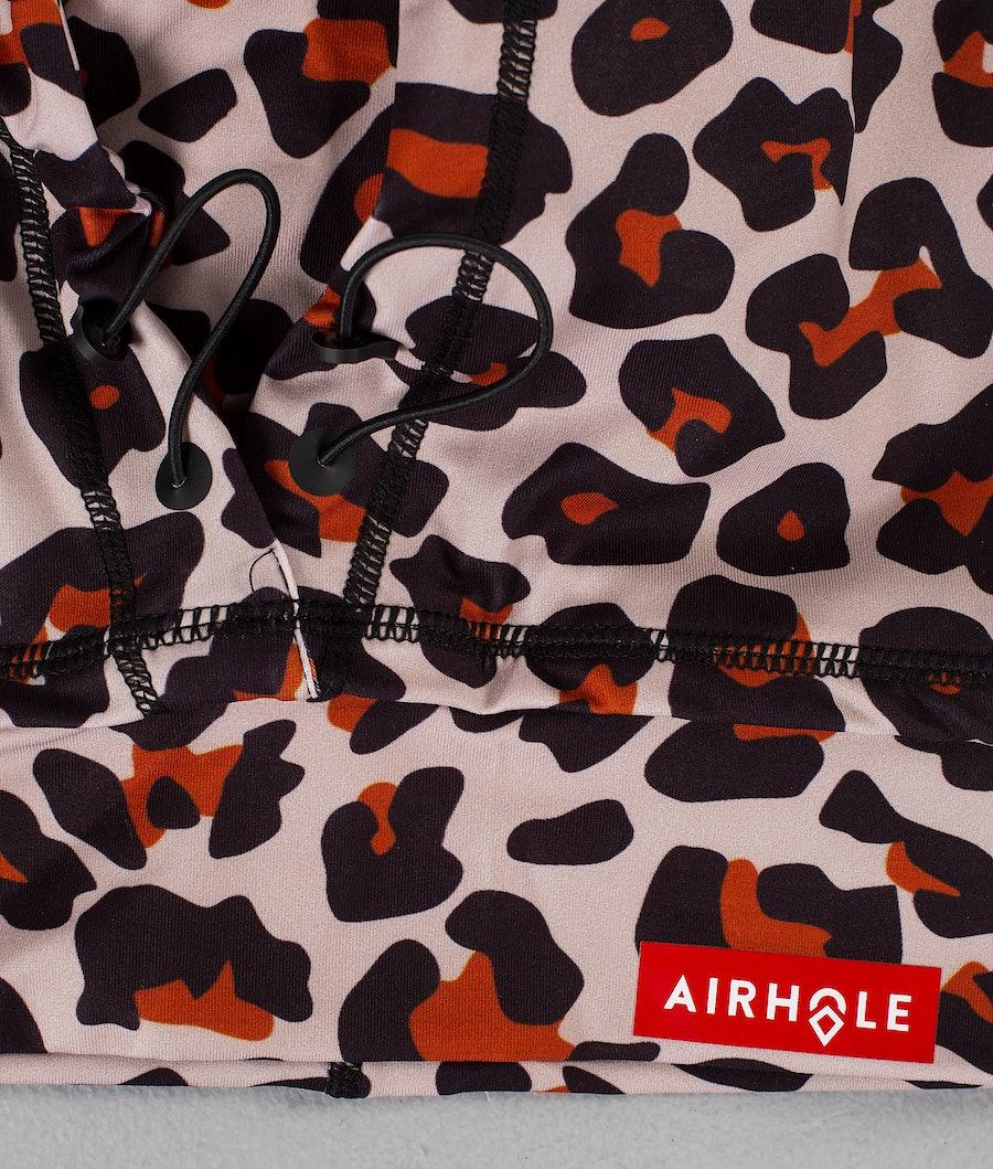 Airhole Airhood Lite Facemask Leopard