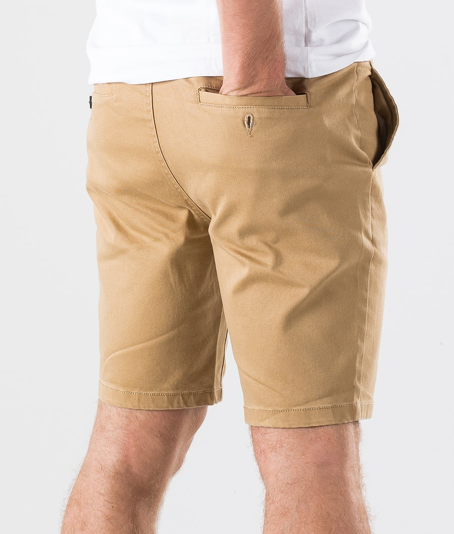 Dope Valdez Shorts Khaki