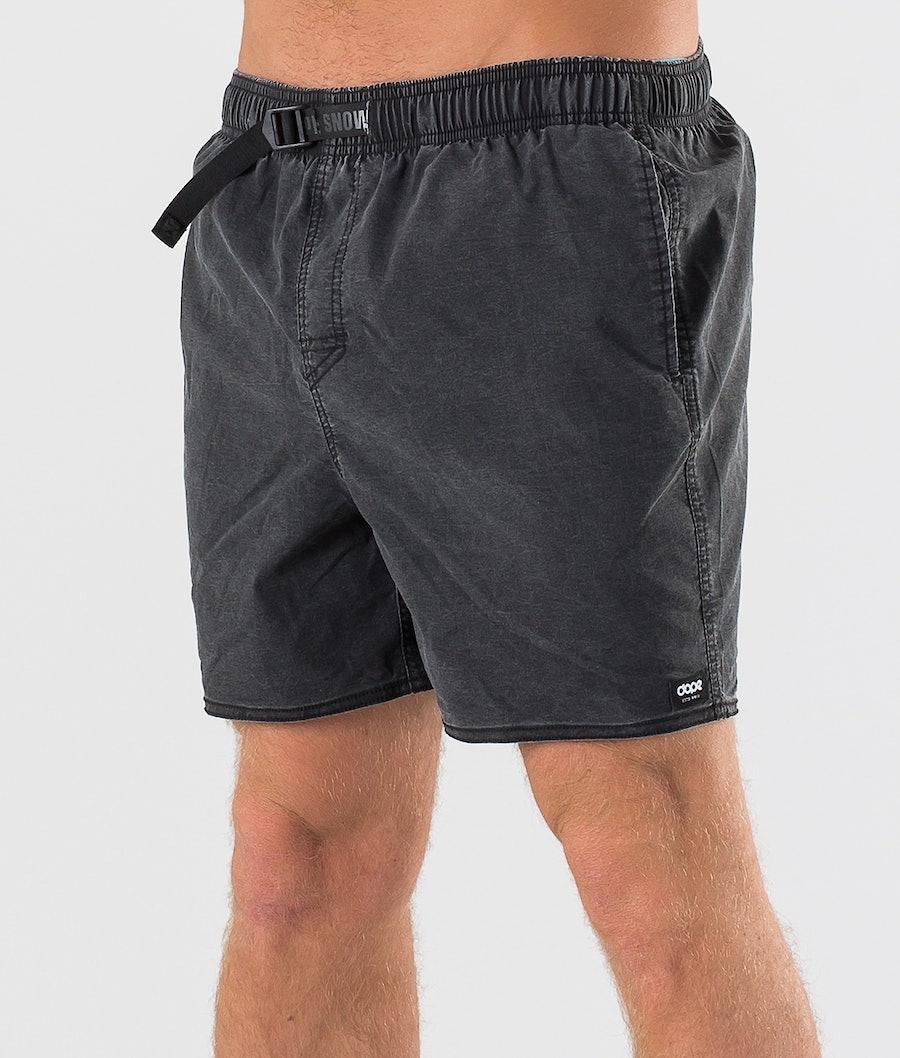 Dope Acendor Shorts Black