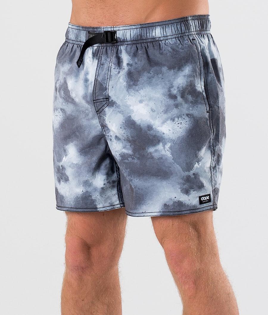 Dope Acendor Shorts Black Batik