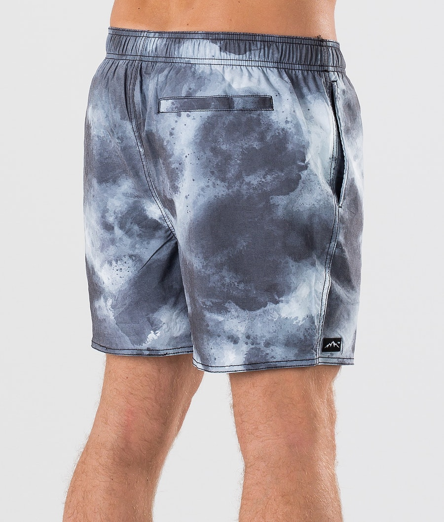 Dope Acendor Pantaloncini Black Batik
