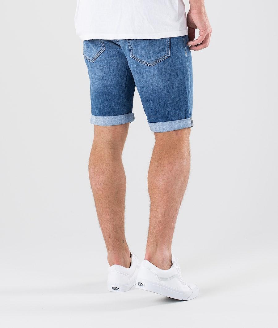 Sweet SKTBS Slim Short Shorts Malibu Blue