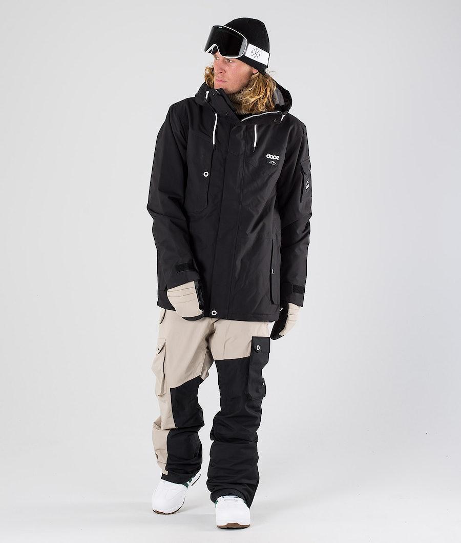 Dope Adept Snowboardjacka Black