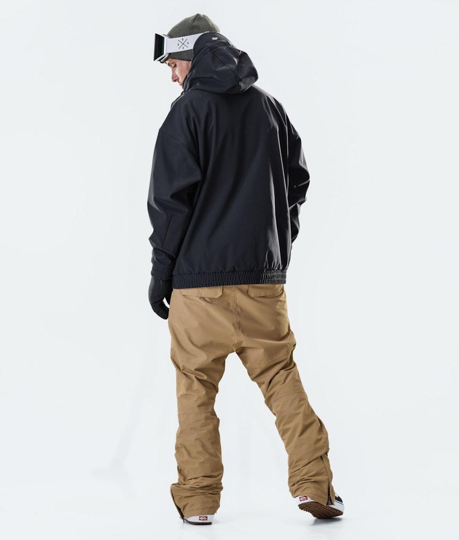 Dope Cyclone Snowboard Jacket Black