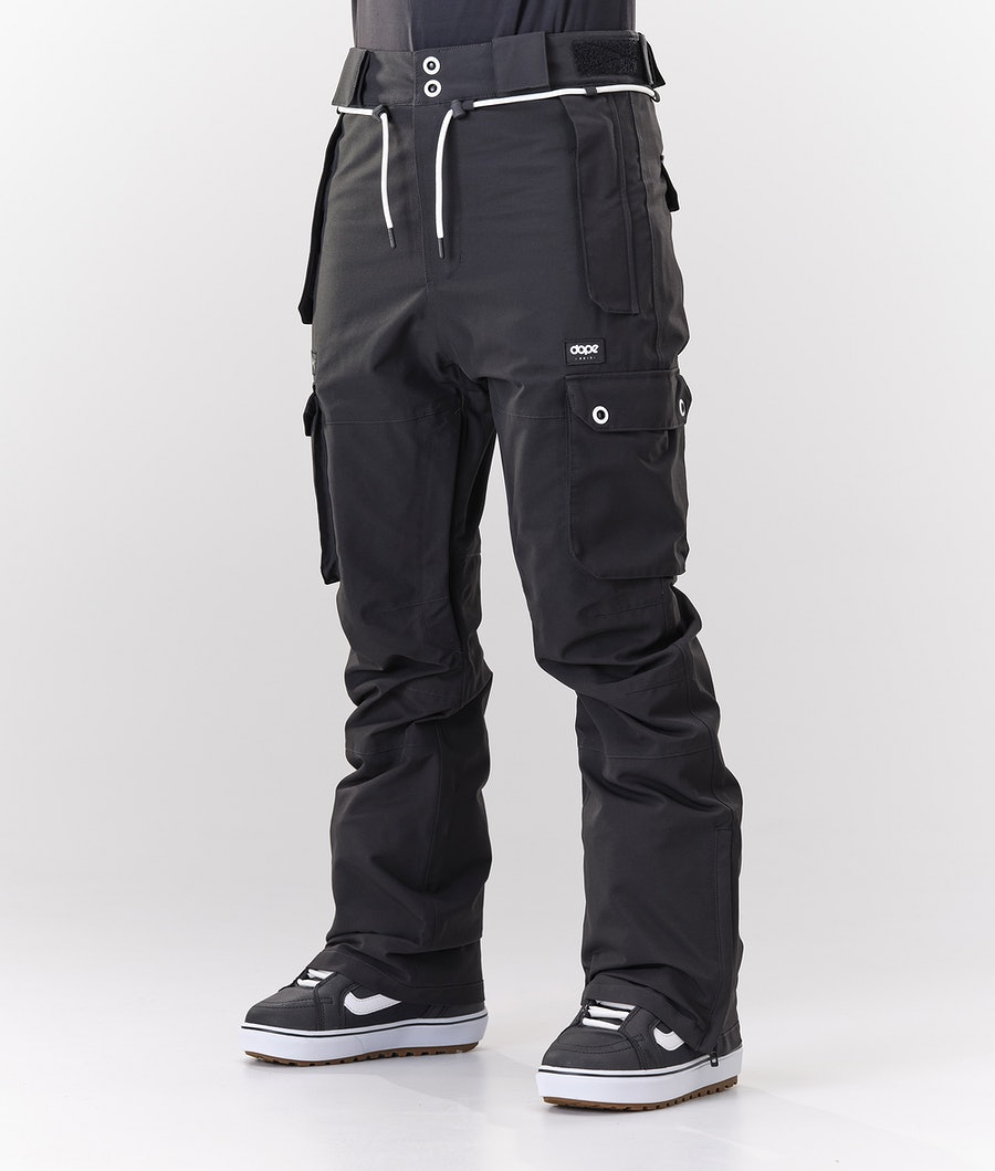 Iconic W Snowboard Pants Women Black