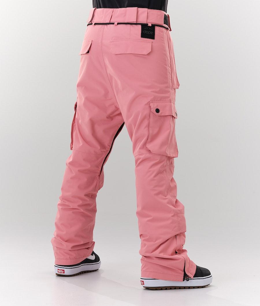 Dope Iconic W Snowboardbyxa Dam Pink