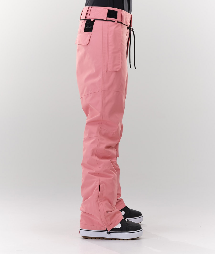 Dope Iconic NP W Women's Snowboard Pants Pink