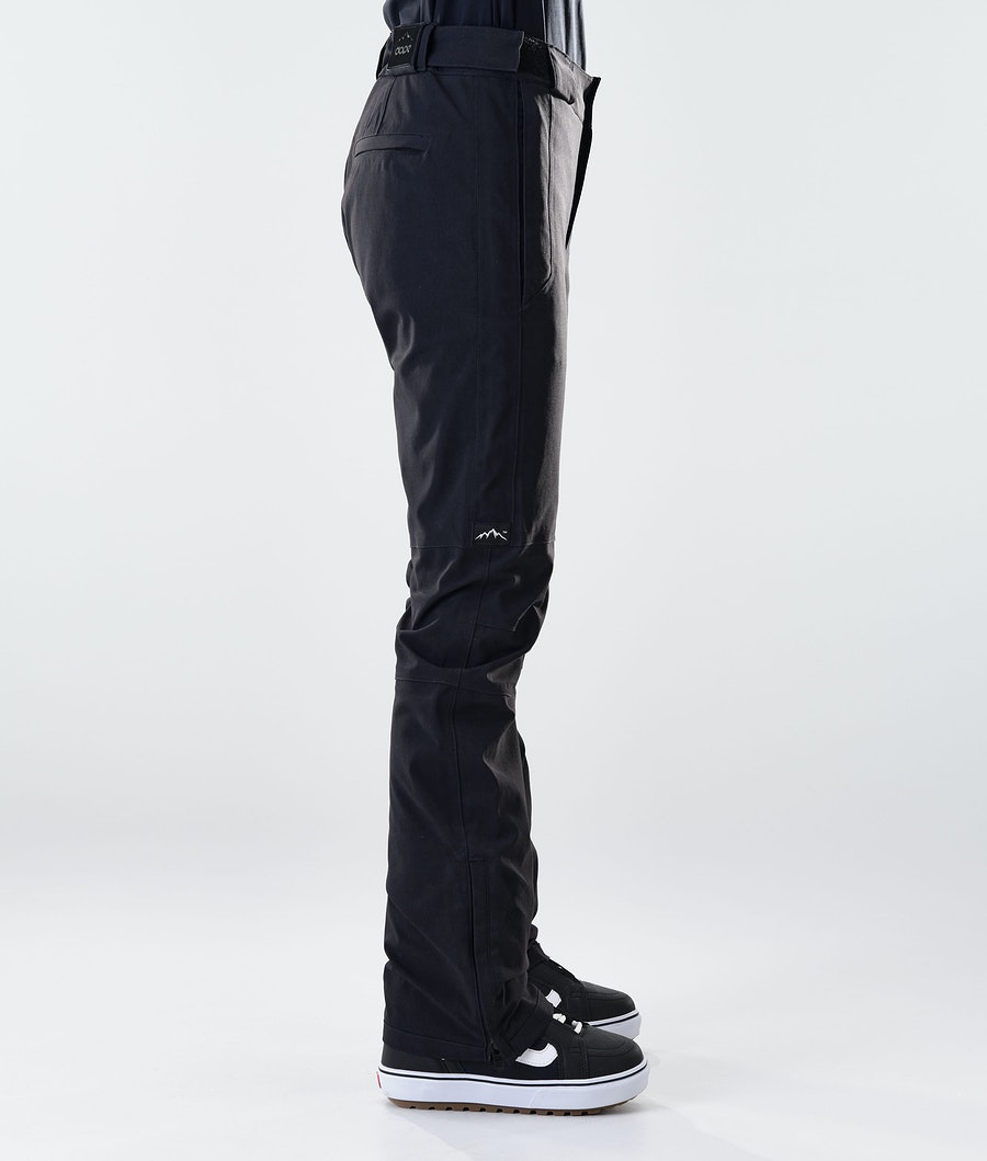 Dope Con Women's Snowboard Pants Black