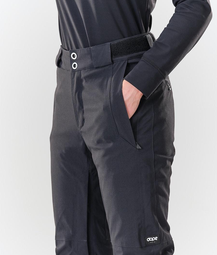 Dope Con Pantaloni Sci Donna Black